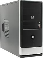Корпус для компьютера In Win EAR-002 (черный/серебристый) -