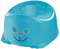 Детский горшок Reer 9471111 (жемчужно-голубой) -