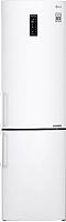 Холодильник с морозильником LG GA-B449YVQZ -