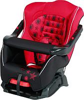 Автокресло Lorelli Bumper Black Red Stars (10070171760) -