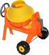 Детская игрушка Полесье Бетономешалка-мини / 56542 (в сеточке) -