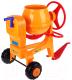 Детская игрушка Полесье Бетономешалка №1 с прицепным устройством / 43757 -