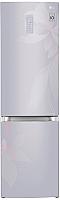 Холодильник с морозильником LG GA-B499TGDF -