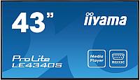 Монитор Iiyama ProLite LE4340S-B1 -