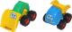 Набор игрушечных автомобилей Полесье Чип микс №1 / 40954 -