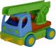 Детская игрушка Полесье Мой первый грузовик Пожарный / 40152 -