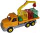 Детская игрушка Полесье Автомобиль для перевозки зверей Сталкер / 44303 -