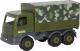 Детская игрушка Полесье Автомобиль бортовой тентовый военный Престиж / 49148 -