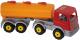 Детская игрушка Полесье Автомобиль с полуприцепом-цистерной Престиж / 44235 -
