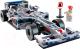 Конструктор Sluban Формула 1 серый болид / M38-B0352 -