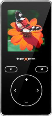 MP3-плеер TeXet T-40 (4Gb) Black - общий вид