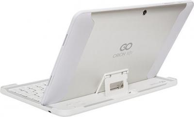 Планшет GoClever TAB ORION 101 White - вид сзади