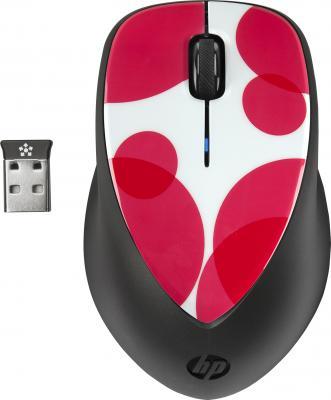 Мышь HP x4000 Wireless Mouse (Color Patch) H2F40AA - общий вид