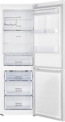 Холодильник с морозильником Samsung RB29FERNDWW/WT - с открытой дверью