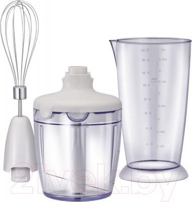 Блендер погружной Moulinex DD724130 - венчик, измельчитель и мерный стакан