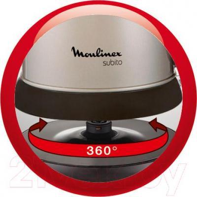 Электрочайник Moulinex BY540G30 - поворот
