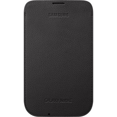 Чехол-книжка для Samsung I9260 Anymode Cradle Case F-MCLT412KBK Black - общий вид