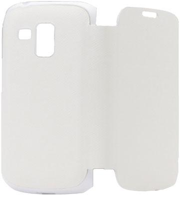 Чехол-книжка для Samsung S7562 Anymode Folio Case F-MCLT506KWH White - общий вид