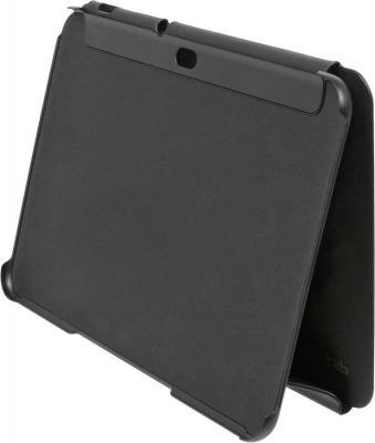 Чехол для планшета Samsung EFC-1C9NBECSTD Black - вполоборота