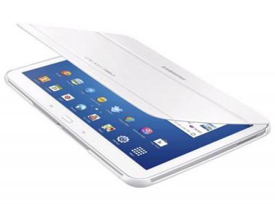 Чехол для планшета Samsung EF-BP520BWEGRU White - с планшетом