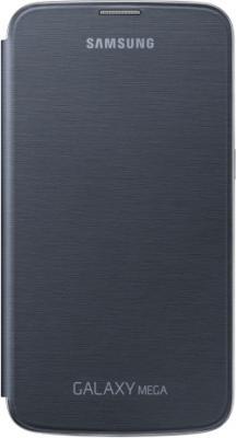 Чехол-флип для Samsung I9152 Samsung EF-FI915BBEGRU Black - общий вид