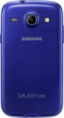 Защитный чехол для Samsung I8262 Samsung EF-PI826BLEGRU Blue - общий вид
