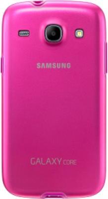 Защитный чехол для Samsung I8262 Samsung EF-PI826BPEGRU Pink - общий вид