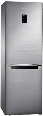 Холодильник с морозильником Samsung RB32FERNCSS/RS - вполоборота
