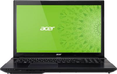 Ноутбук Acer Aspire V3-772G-747a8G75Makk (NX.M8SEU.002) - фронтальный вид