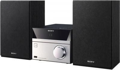 Микросистема Sony CMT-S20 - общий вид