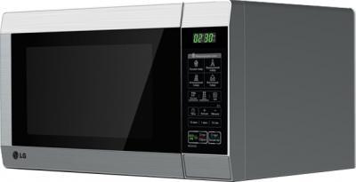 Микроволновая печь LG MS2042U - вполоборота