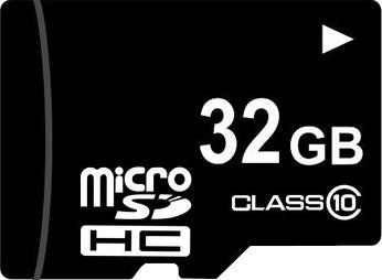Карта памяти Mirex microSDHC (Class 10) 32GB (13612-MC10SD32) - общий вид