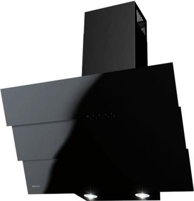 Вытяжка декоративная MAAN Saturn (50, черный) - общий вид