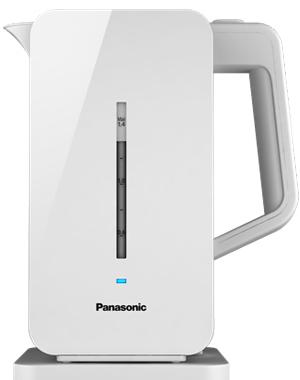 Электрочайник Panasonic NC-DK1WTQ - вид сбоку