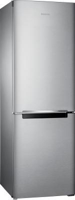 Холодильник с морозильником Samsung RB31FSRMDSS/WT - вполоборота