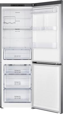 Холодильник с морозильником Samsung RB31FSRMDSS/WT - с открытой дверью