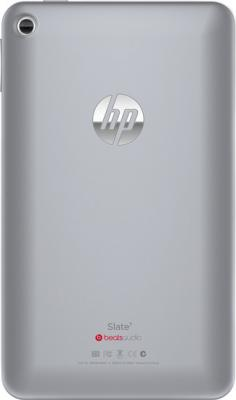 Планшет HP Slate 7 2800 (E0H92AA) - вид сзади