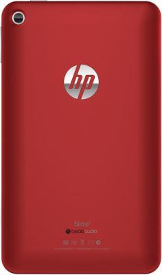 Планшет HP Slate 7 2801 (E0P94AA) - вид сзади