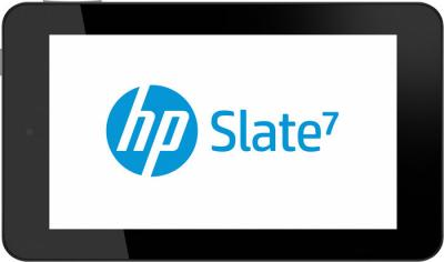 Планшет HP Slate 7 2801 (E0P94AA) - фронтальный вид