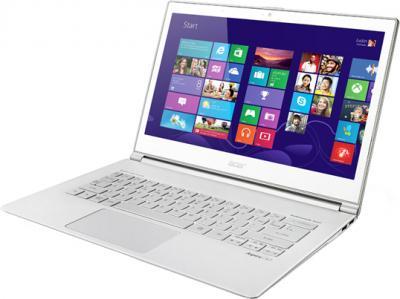 Ноутбук Acer Aspire S7-391-53334G12aws (NX.M3EEU.006) - общий вид