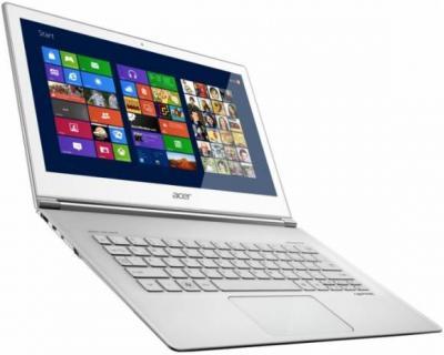 Ноутбук Acer Aspire S7-391-53334G12aws (NX.M3EEU.006) - вид сбоку