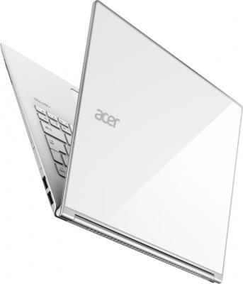 Ноутбук Acer Aspire S7-391-53334G12aws (NX.M3EEU.006) - вид сзади