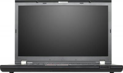 Ноутбук Lenovo ThinkPad T530 (N1BBZRT) - фронтальный вид