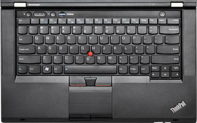 Ноутбук Lenovo ThinkPad T430s (N1M7WRT) - клавиатура