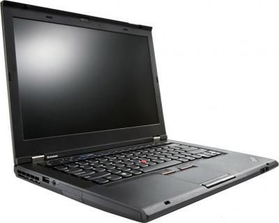 Ноутбук Lenovo ThinkPad T430s (N1M8FRT) - вид сбоку
