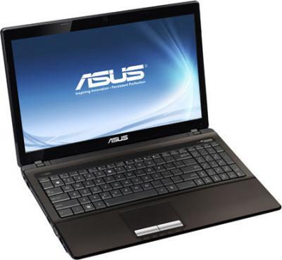 Ноутбук Asus K53BE (K53BE-SX064D) - общий вид