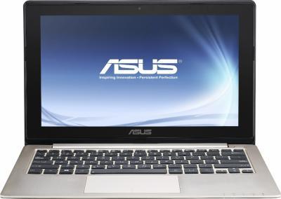 Ноутбук Asus K56CB (K56CB-XO260D) - фронтальный вид