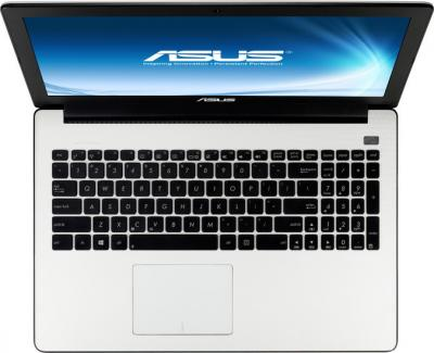 Ноутбук Asus X502CA (X502CA-XX036D) - вид сверху