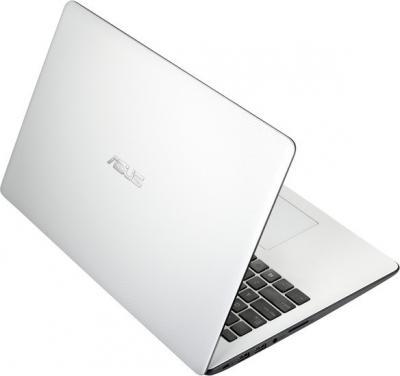 Ноутбук Asus X502CA (X502CA-XX036D) - вид сзади