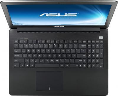Ноутбук Asus X502CA (X502CA-XX035D) - вид сверху